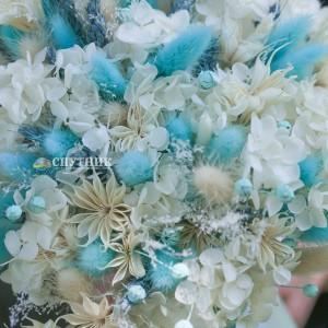 "Букет из сухоцветов ""Муза"" / 3'100 руб"