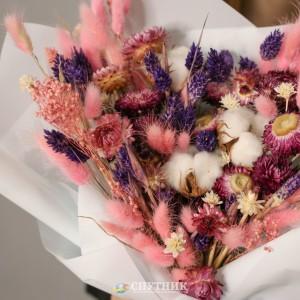 """Букет из сухоцветов """"Бабочка"""" / 2'500 руб"""
