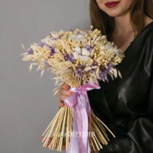 """Букет из сухоцветов """"Дженифер"""" /4'500 руб"""