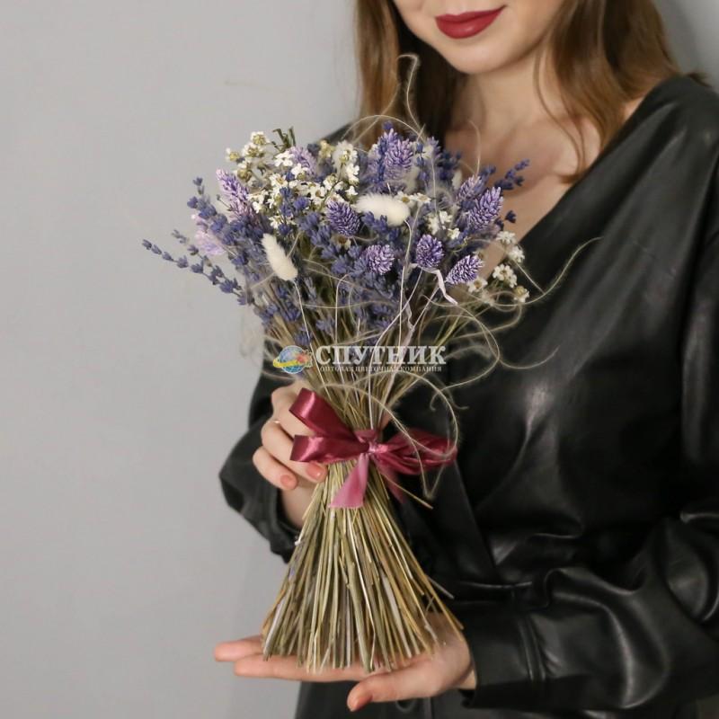 Купить букет из сухоцветов