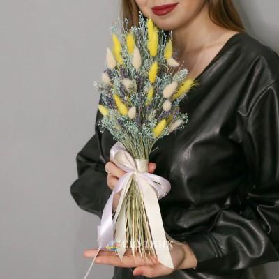 """Букет из сухоцветов """"Фантазия"""" / 1'500 руб"""
