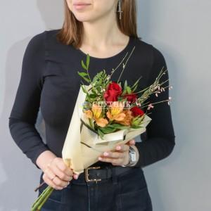"Корпоративный букет ""Агата"" / 450 руб"