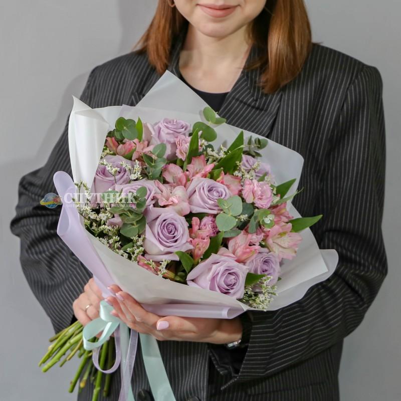 Купить букет цветов недорого
