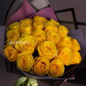 Букет 25 роз Брайтон / 2'600 руб