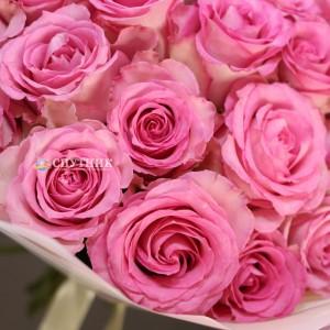 Букет 25 роз Свит Юник / 2'600 руб