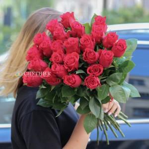 Букет 25 роз Альтамира / 2'600 руб